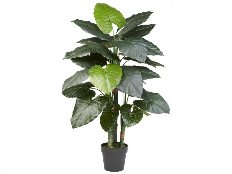 Kunstplant Philodendron H120cm - HTT Decorations