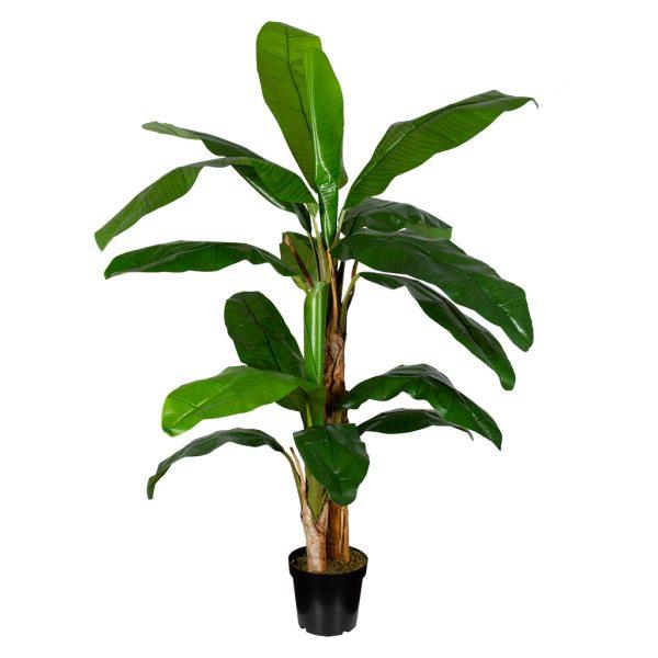 HTT Decorations - Kunstplant Bananenplant H180cm